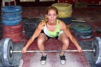 Argentina recibió una plaza femenina para las pesas en los Juegos Olímpicos