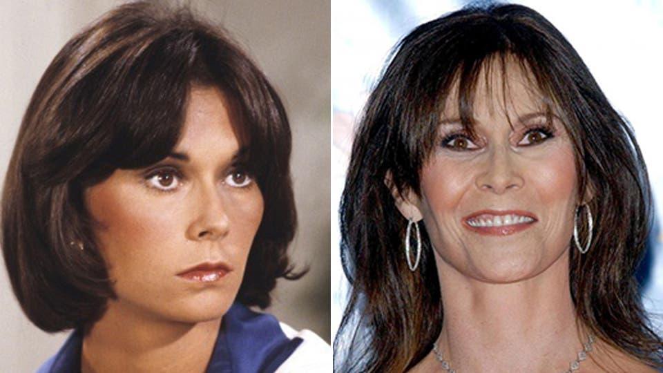 Kate Jackson, antes y ahora Archivo