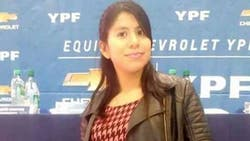 Julieta González tenía 21 años