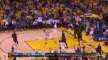 La final de la NBA: la jugada en la que Stephen Curry puso a bailar a LeBron James