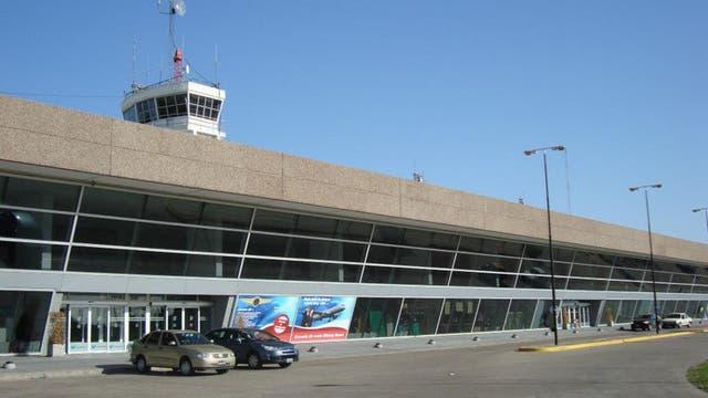 El aeropuerto de Rosario