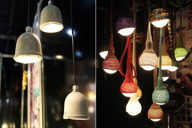 Magsdesign ofrece lámparas versátiles y hermosas para los distintos ambientes de la casa.  /Matías Aimar