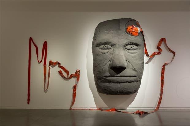 Toro salvaje es la primera exposición de Tracey Rose ideada para la ciudad de Buenos Aires. Foto: gentileza Museo de Arte Moderno de Buenos Aires