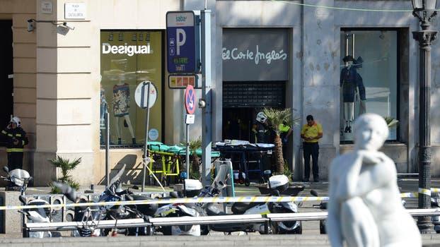 Terroristas abatidos en Cambrils llevaban explosivos en sus cinturones