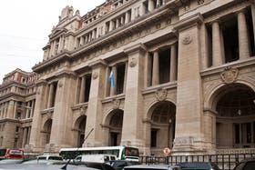 Sede de Tribunales en la ciudad de Buenos Aires