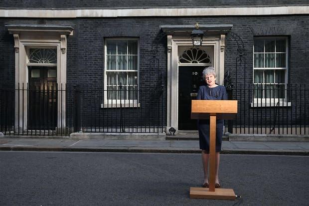 Premier británica convoca a comicios generales para el próximo 8 de junio