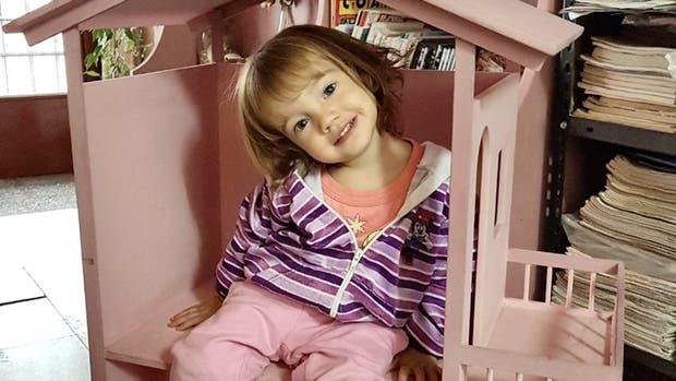 #TodosPorEmma, en Mendoza comenzó la campaña para ayudar a la nena de 2 años y medio