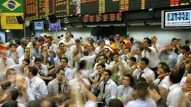 Fue un jueves negro en los mercados