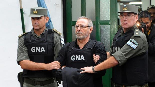 Jaime votó en el penal de Ezeiza, en donde se encuentra detenido