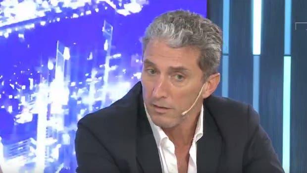 El dirigente peronista Pepe Scioli en Terapia de Noticias