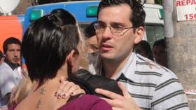 Franco Jártiton, conmocionado tras salvar su vida en Rosario