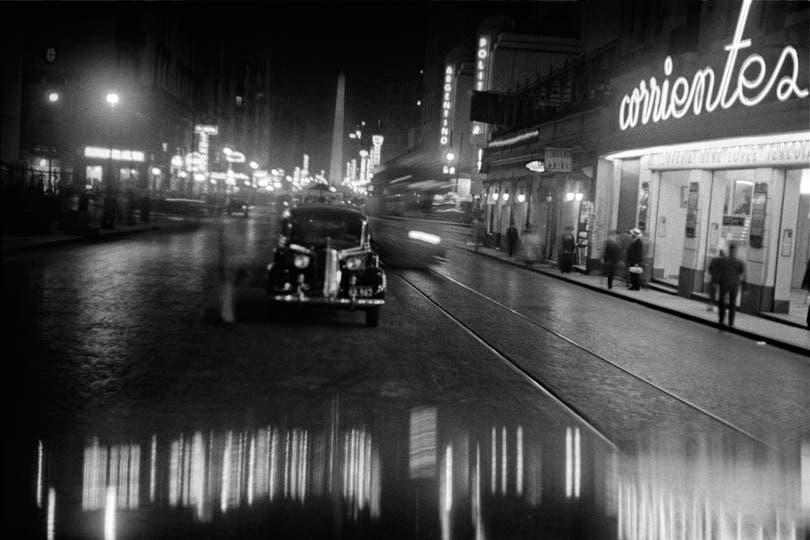 Buenos Aires,1936. Foto: Horacio Coppola
