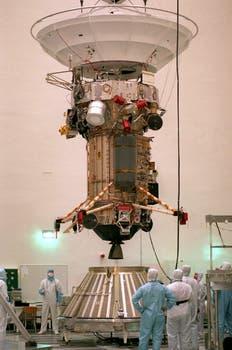 La misión, no tripulada, tuvo como objetivo estudiar el planeta Saturno y sus satélites. Foto: AP