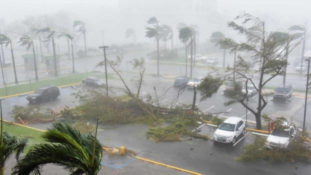 Resultado de imagen para Daños provocados por huracan Maria en Puerto Rico