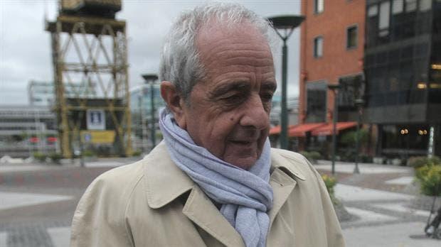 El presidente de River Rodolfo D'Onofrio