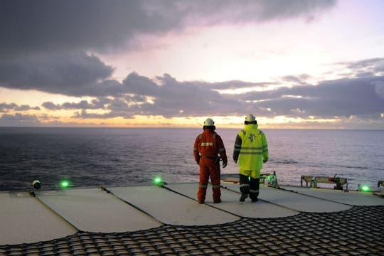 El petróleo representa el 26 por ciento del PBI y el 36 por ciento de los ingresos del Estado. Foto: Harald Pettersen / Statoil