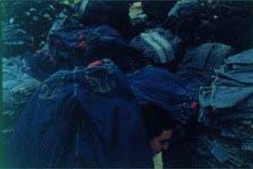 Un lavadero de jeans, donde se procesan 14 mil prendas por día