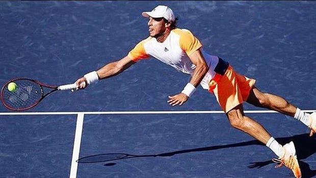 Pico perdió en su debut en Indian Wells