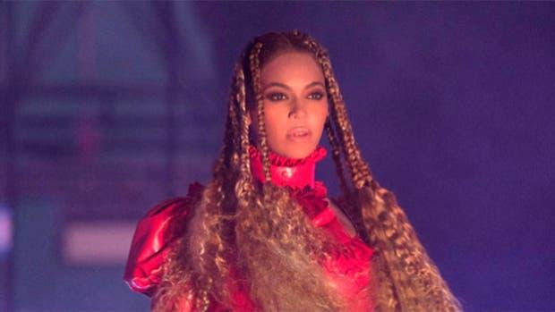Beyoncé, la que más facturó en 2016