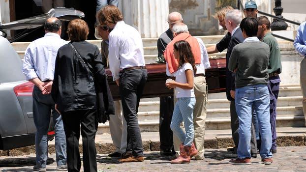 La tristeza de Arana. Foto: Gerardo Viercovich