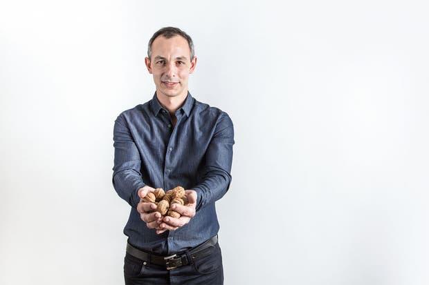 Luis Antonio Pérez, fundador de Dietéticas Tomy.