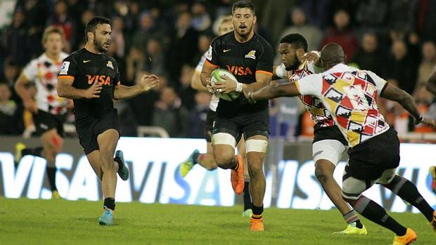 Super Rugby: se conoció el fixture de los Jaguares para la temporada 2017