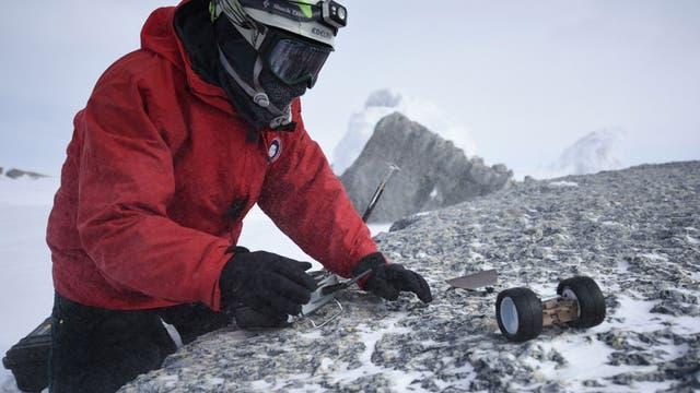 PUFFER fue puesto a prueba en las condiciones extremas de la Antártida para evaluar su capacidad de exploración