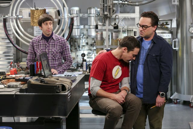 The Big Bang Theory cumple 10 años