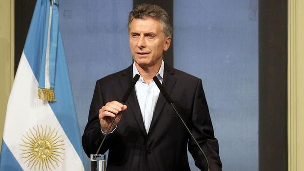 Mauricio Macri pagara todas las asignaciones familiares de forma doble