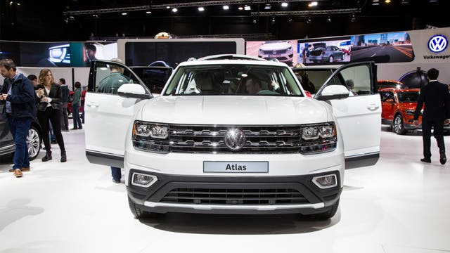 VW Atlas.