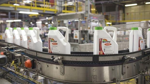 Monsanto comercializa el glifosato, un poderoso herbicida, con la marca Roundup