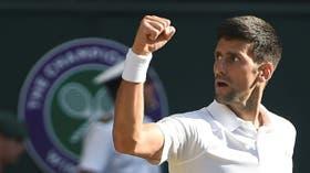 Djokovic también quiere el título en Londres