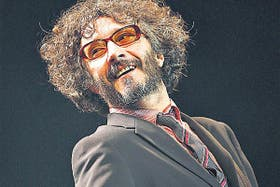 El rosarino se empapó de energía y electricidad en los shows del Luna Park para luego dar forma a las doce canciones de su nuevo álbum