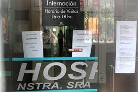 Murió una enfermera por gripe A en el hospital de Carmen de Areco