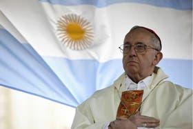 Bergoglio, el papa argentino