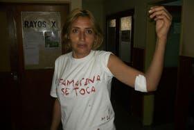 Al menos 12 heridos dejó la represión policial contra los ambientalistas en Famatina