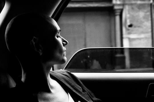 Angelo Merendino, como un modo de homenajear a su fallecida esposa, publicó una fotogalería de 35 imágenes, el proceso por el que pasaron juntos. Foto: mywifesfightwithbreastcancer.com/