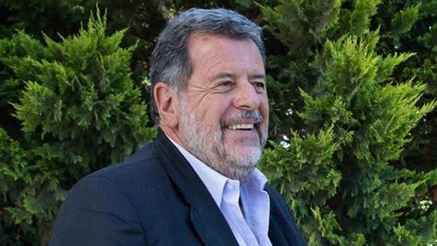Jorge Elustondo, ministro de la Producción de la provincia de Buenos Aires