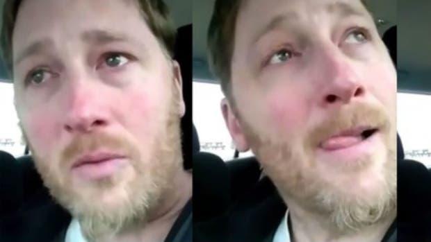 Robb Scott y su tierno video