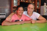Alfonzo y Yúdica, dos campeonas de polos opuestos y con carácter femenino