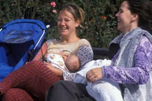 Solidaridad: 4 ONG que fomentan la lactancia materna
