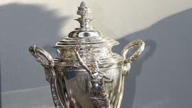 El trofeo