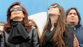 Cristina viajaría con su hija Florencia pero decidió no hacerlo