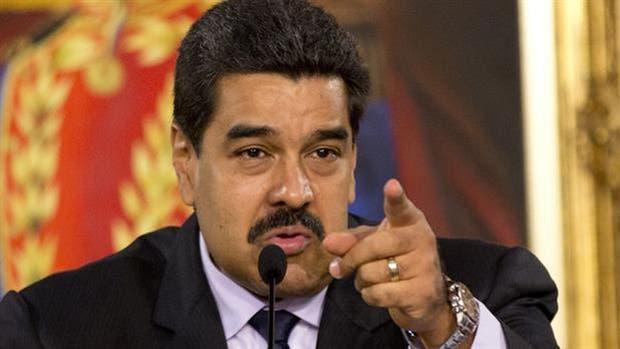 Durísimas palabras de Nicolás Maduro contra el presidente Macri