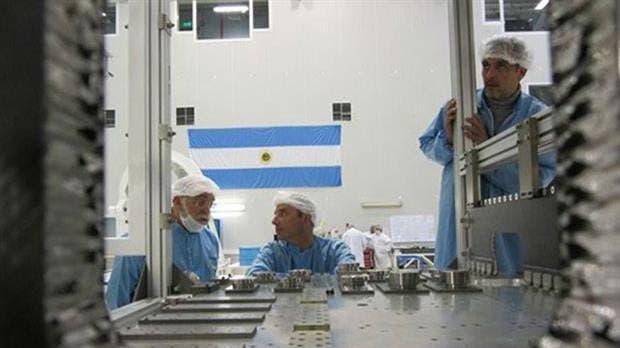 Trabajadores de Arsat