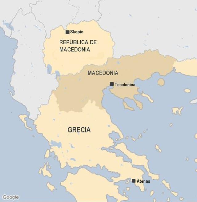 El veterano diplomático estadounidense Matthew Nimetz lleva casi un cuarto de siglo buscando cómo renombrar a Macedonia.