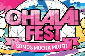 Inscribite al OHLALÁ! Fest