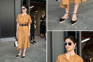 Las tendencias del street style del New York Fashion Week