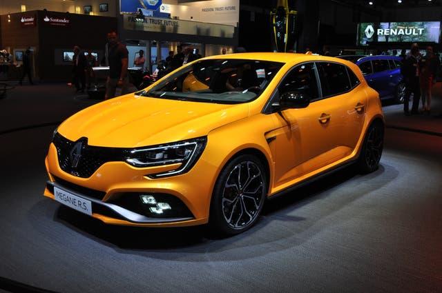 Renault Mégane R.S. IV