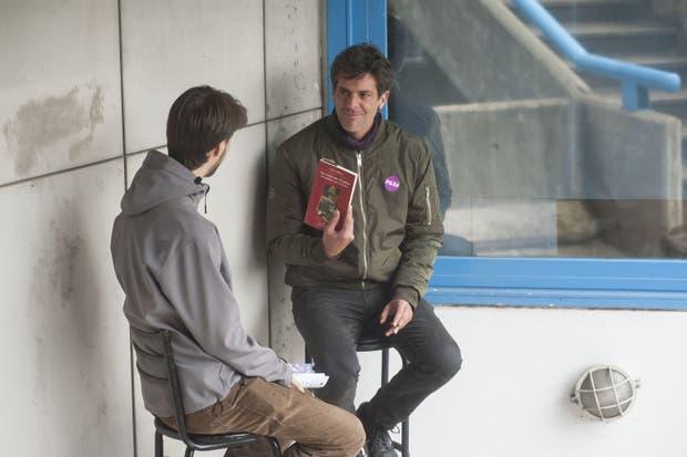Lecturas íntimas: el autor y su lector, a solas